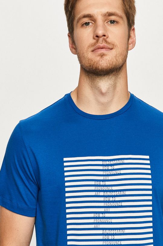 modrá Baldessarini - Tričko