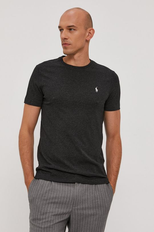 čierna Polo Ralph Lauren - Tričko Pánsky