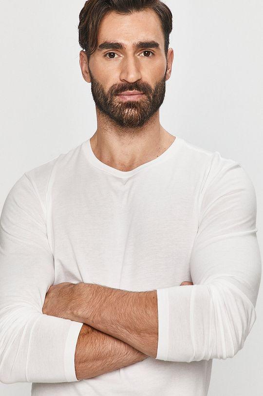 bílá Polo Ralph Lauren - Tričko s dlouhým rukávem (3-pack) Pánský