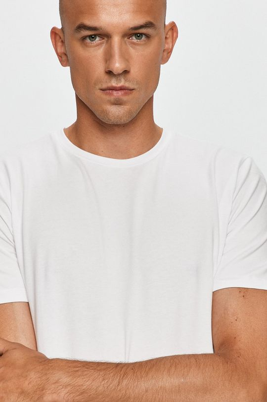 alb Produkt by Jack & Jones - Tricou