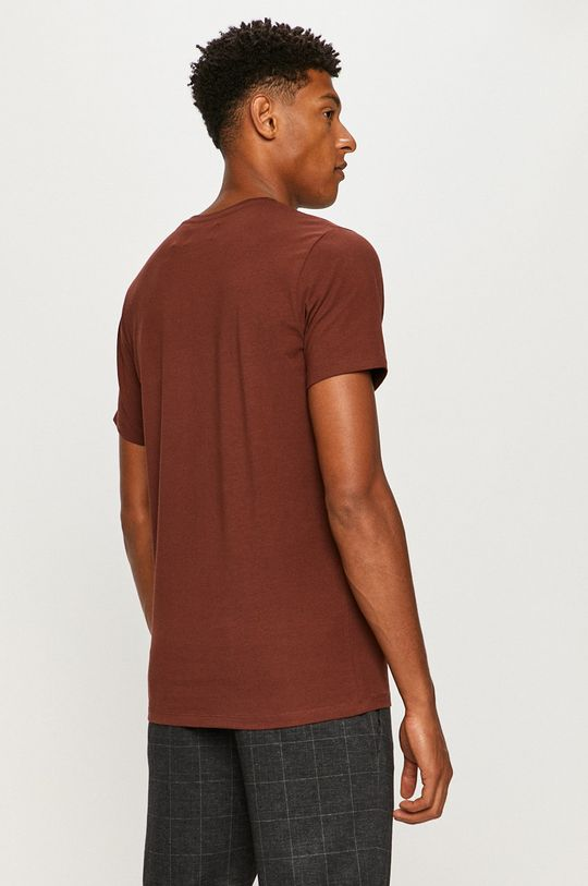 Produkt by Jack & Jones - Tricou  92% Bumbac, 8% Elastan