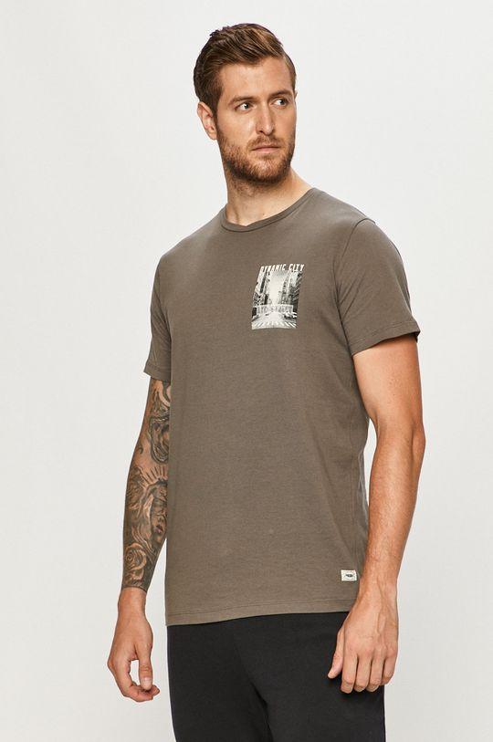 grafit Produkt by Jack & Jones - Tricou De bărbați