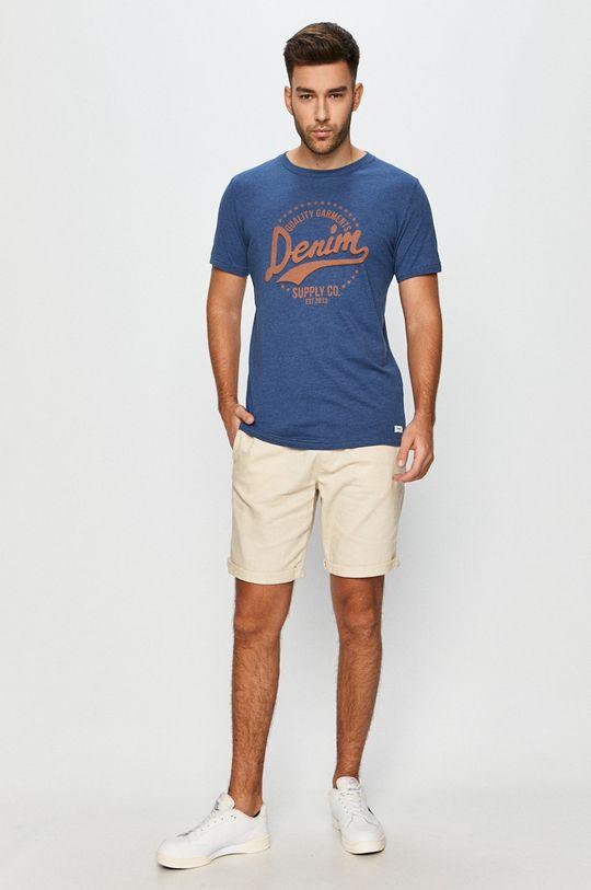 Produkt by Jack & Jones - Tričko modrá