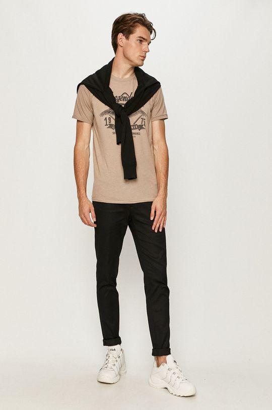 Produkt by Jack & Jones - Tričko sivá