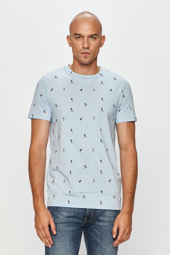 albastru deschis Produkt by Jack & Jones - Tricou De bărbați