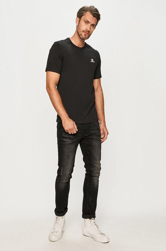 Converse - T-shirt czarny