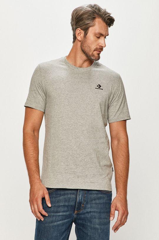 gri Converse - Tricou De bărbați