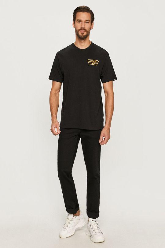 Vans - Tricou negru