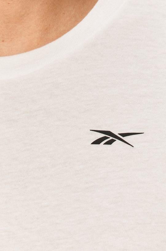 biela Reebok - Tričko (3-pak)