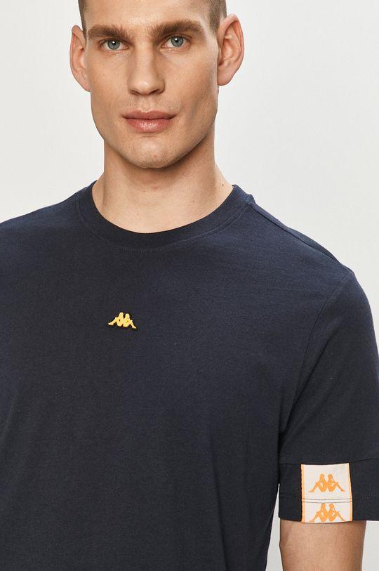 granatowy Kappa - T-shirt