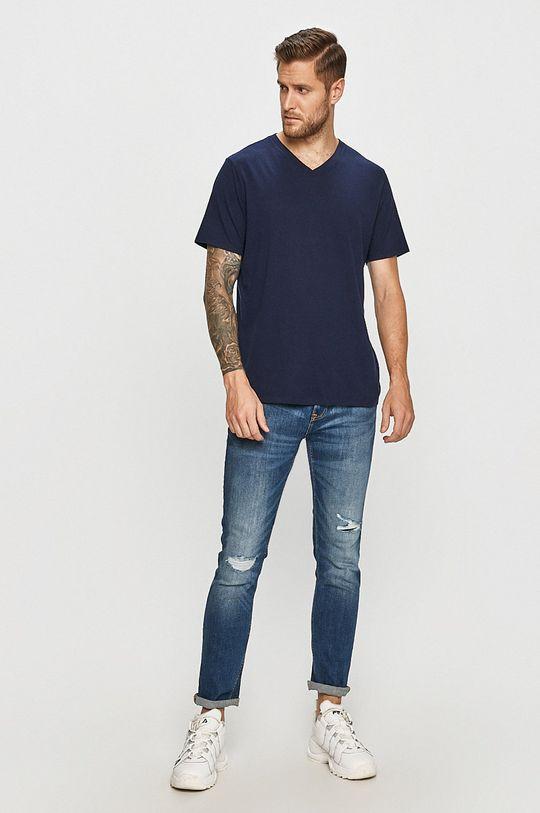GAP - Tričko námořnická modř