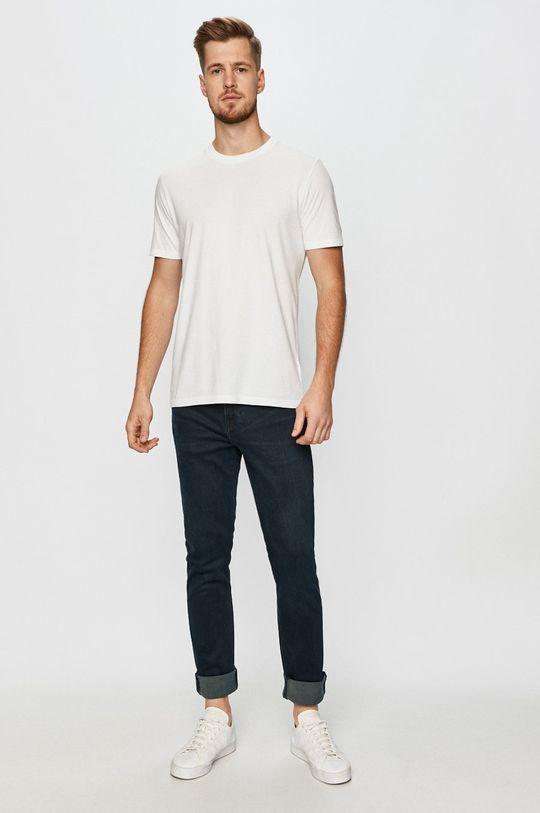 GAP - T-shirt biały