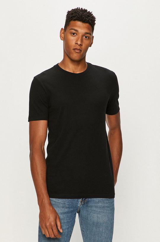 černá GAP - Tričko Pánský