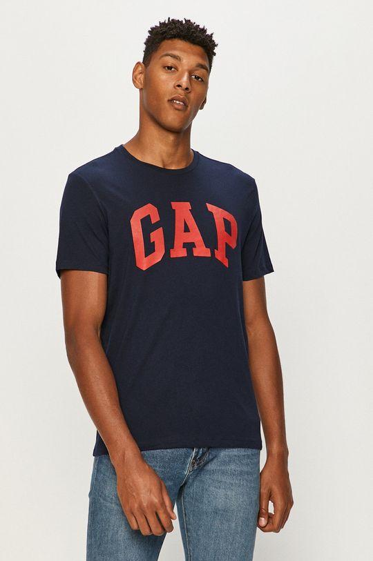 biały GAP - T-shirt (2-pack) Męski