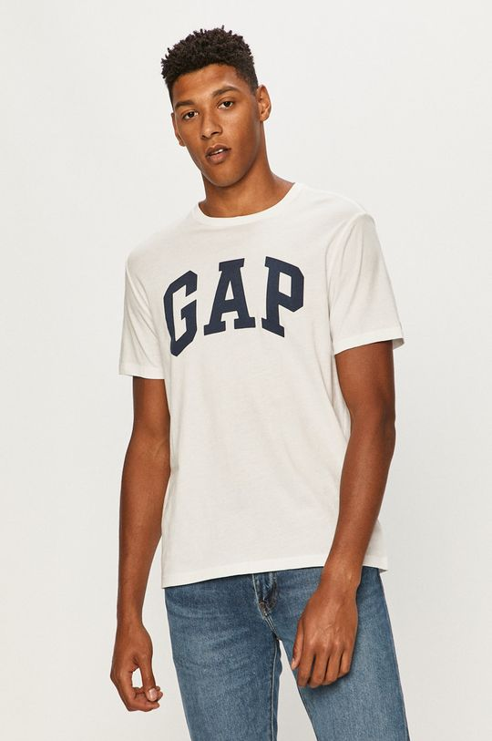 GAP - T-shirt (2-pack) biały