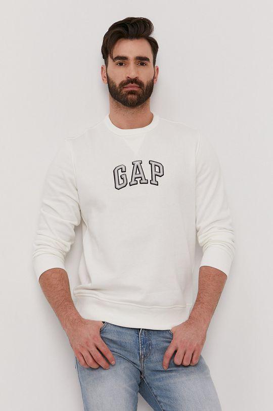 biały GAP - Bluza Męski