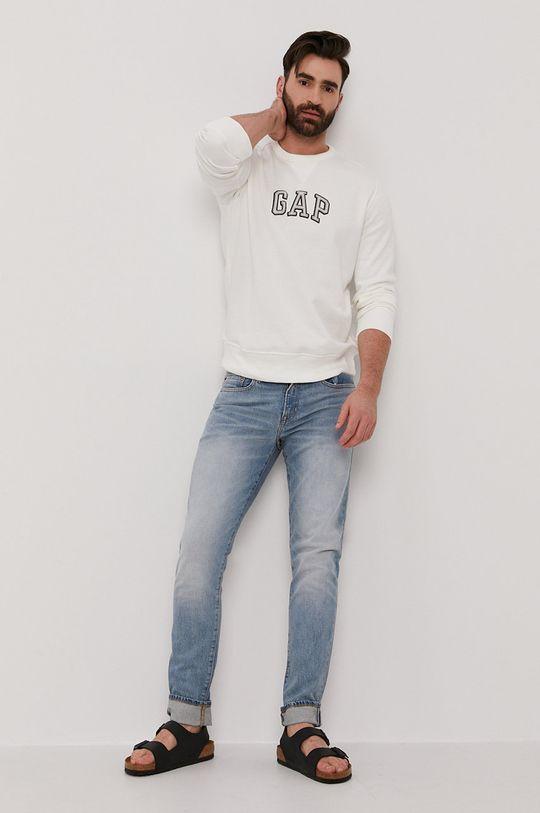 GAP - Bluza biały