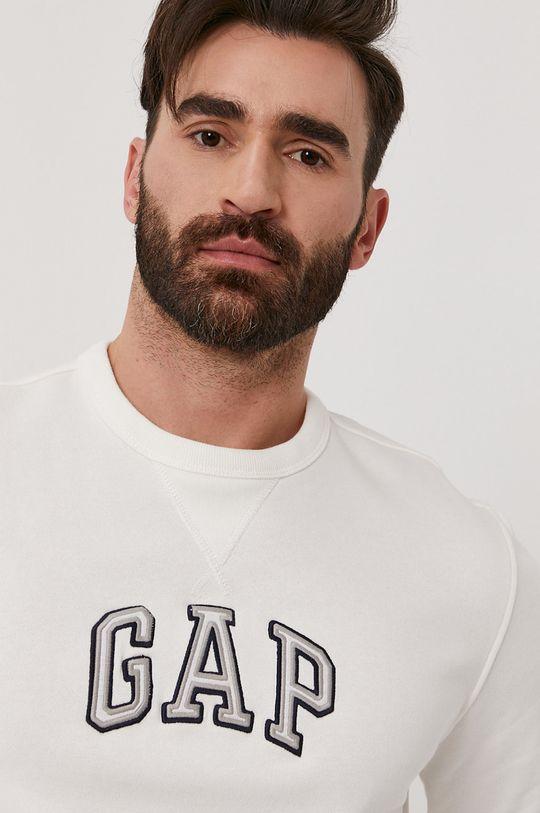 biały GAP - Bluza
