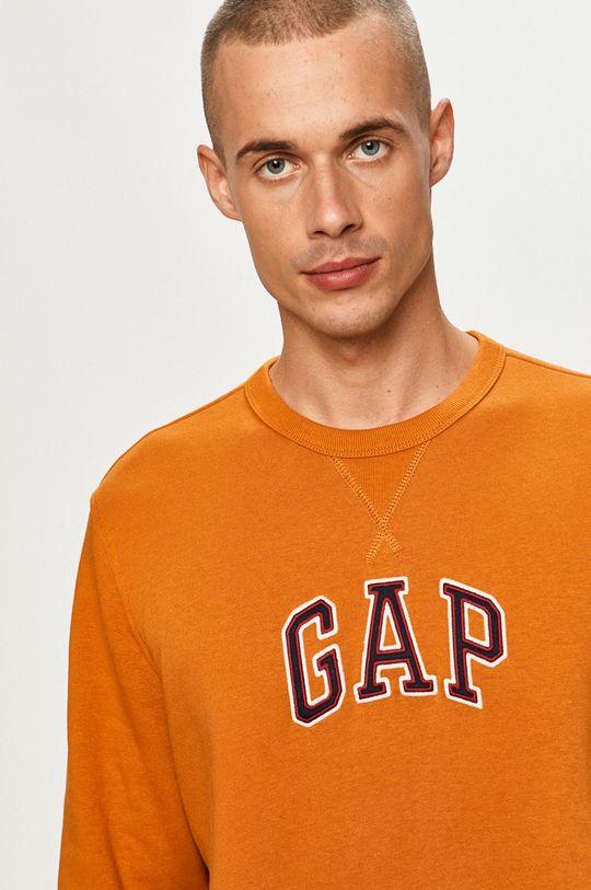 oranžová GAP - Mikina