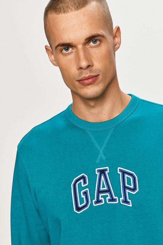 niebieski GAP - Bluza