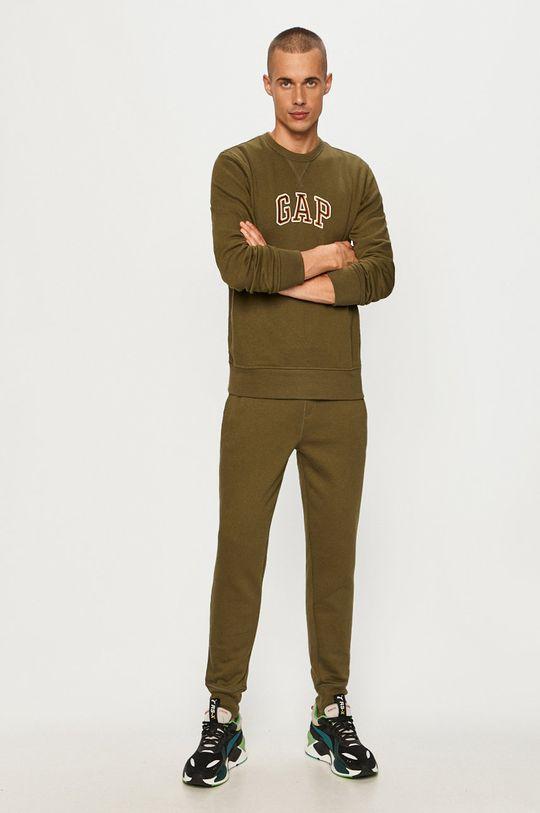 GAP - Bluza zielony