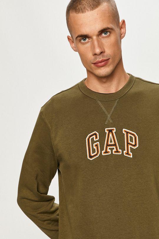 zielony GAP - Bluza