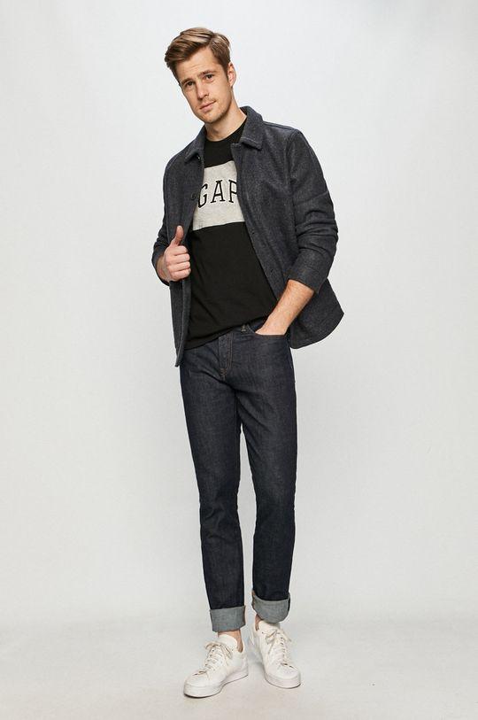 GAP - Tričko černá