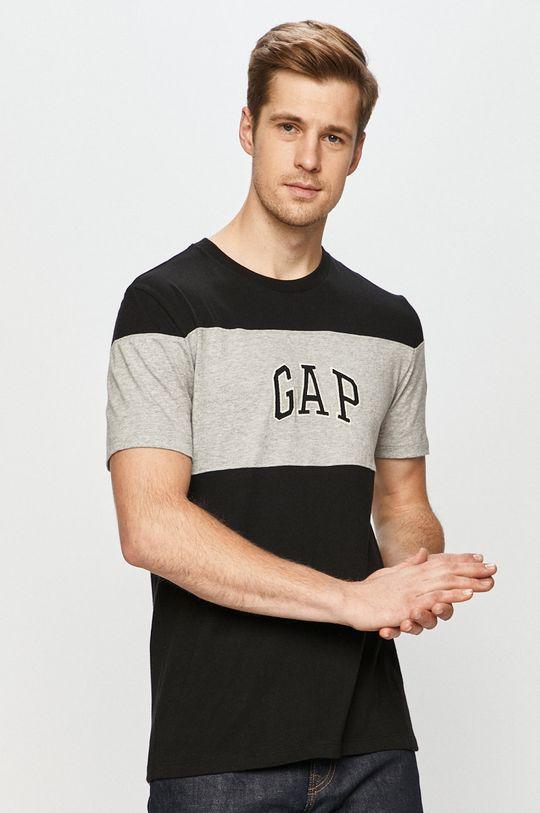 černá GAP - Tričko