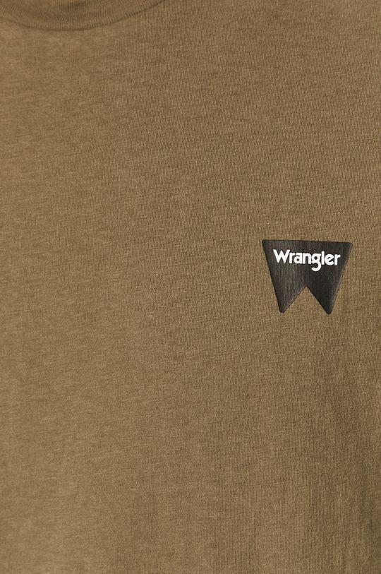 Wrangler - Tričko Pánsky
