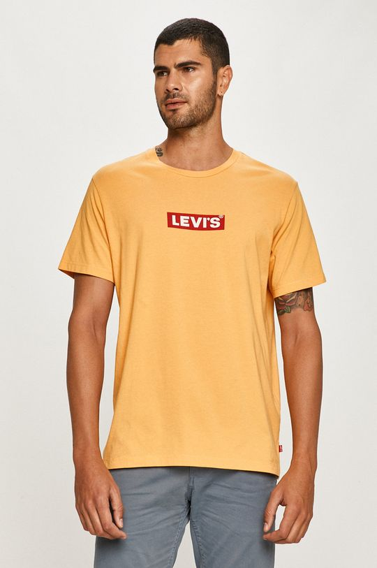 portocaliu Levi's - Tricou