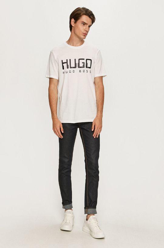 Hugo - Tričko bílá