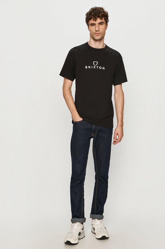 Brixton - Tričko černá