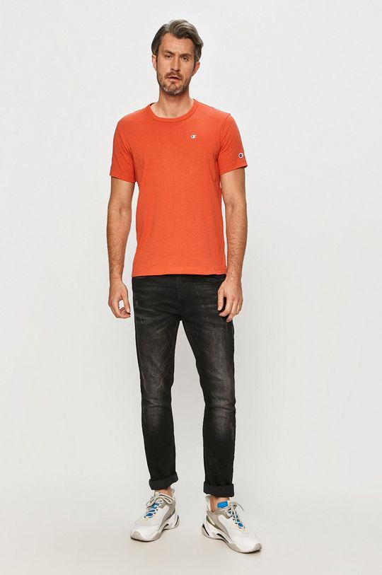 Champion - Tričko oranžová