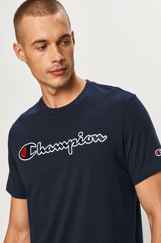 granatowy Champion - T-shirt