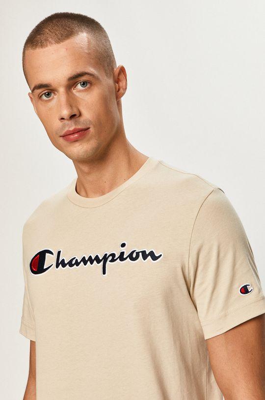 béžová Champion - Tričko
