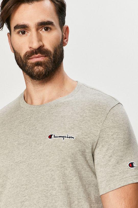 szary Champion - T-shirt