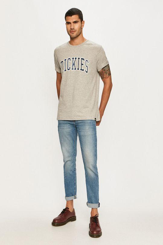Dickies - Tričko sivá