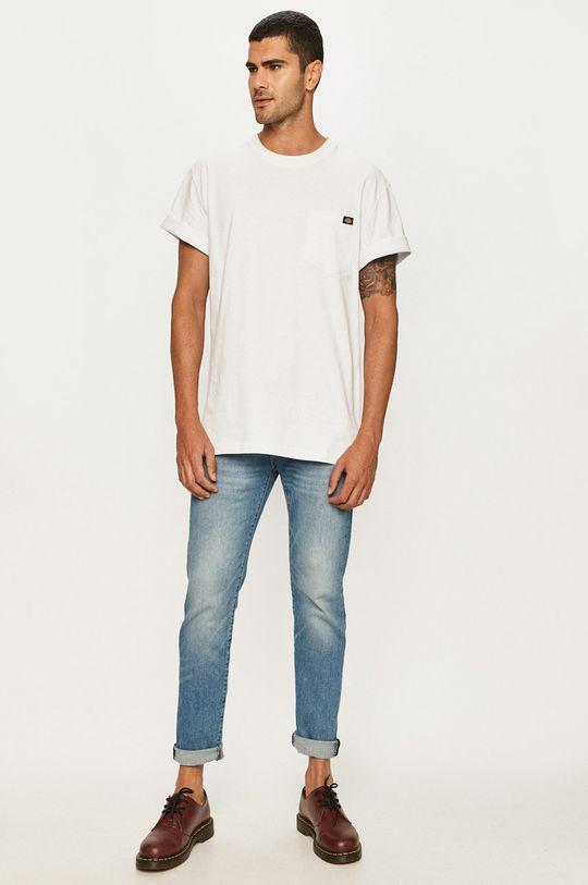 Dickies - Tričko biela