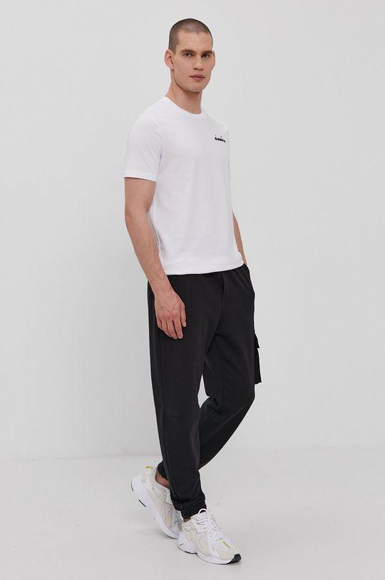 Diadora - T-shirt 176634 biały