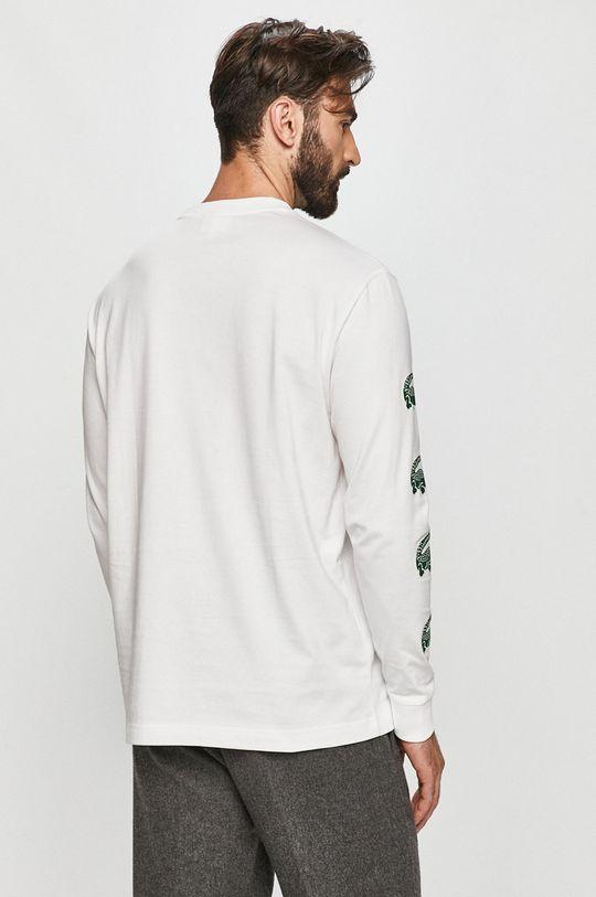 Lacoste - Tričko s dlouhým rukávem  98% Bavlna, 2% Elastan