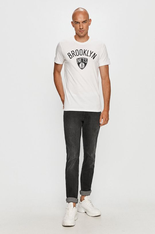 New Era - Tričko bílá