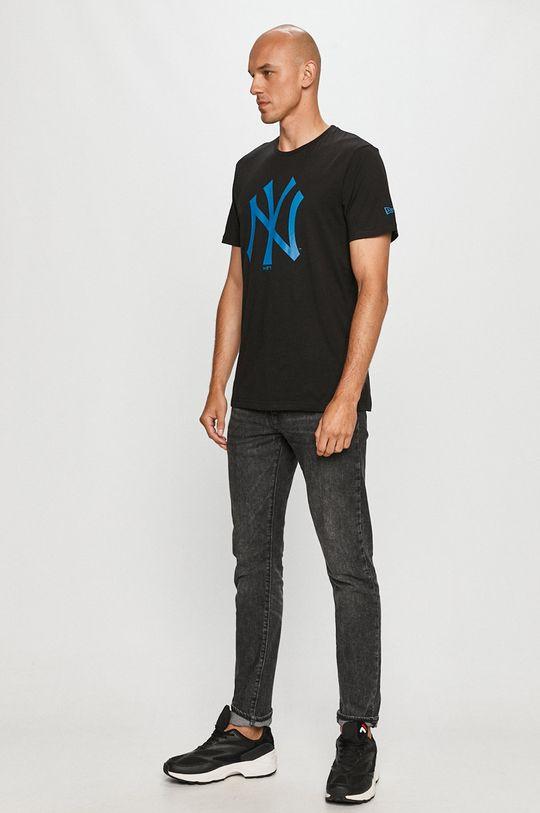 New Era - Tricou negru