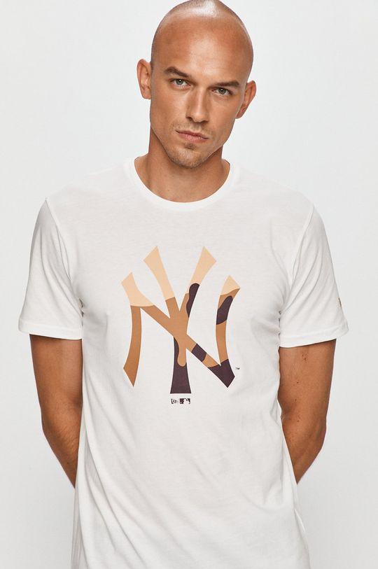 biela New Era - Tričko
