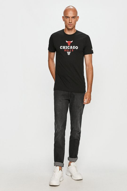 New Era - Tričko čierna