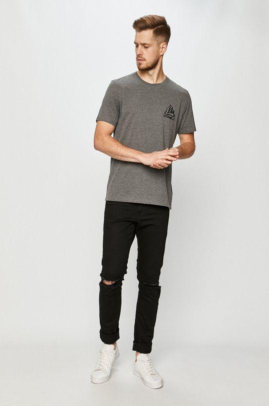 Lee - T-shirt grafitowy