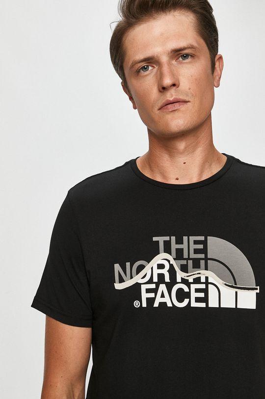 čierna The North Face - Tričko