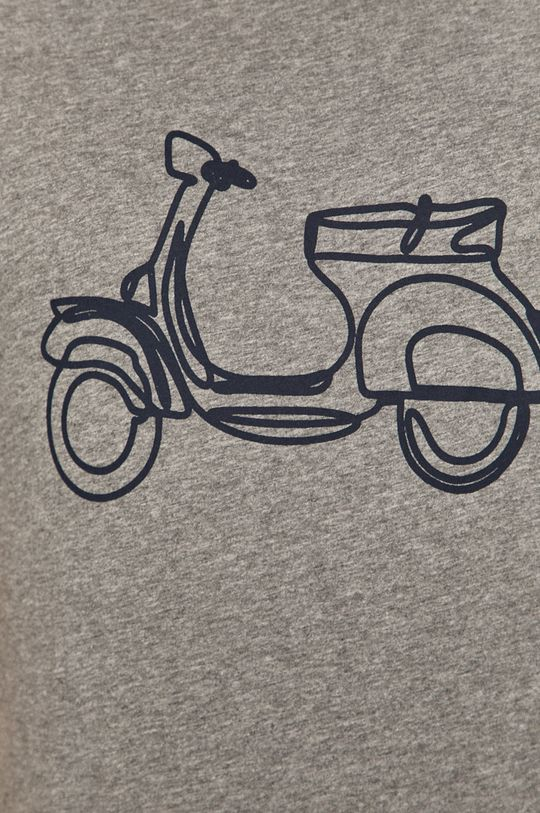 John Frank - T-shirt Męski