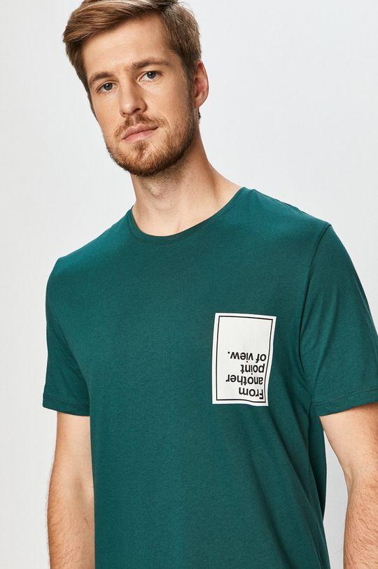 vícebarevná John Frank - Tričko