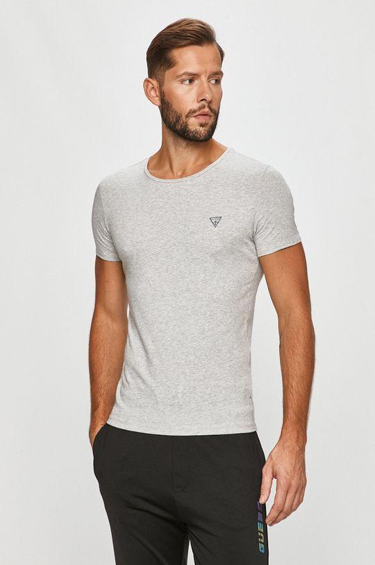 svetlosivá Guess Jeans - Tričko