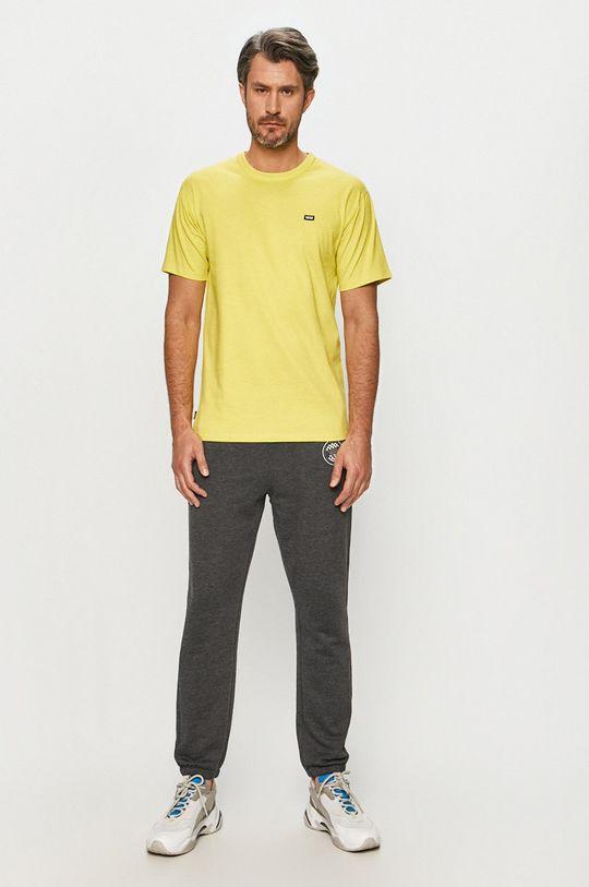 Vans - Tričko žlutá